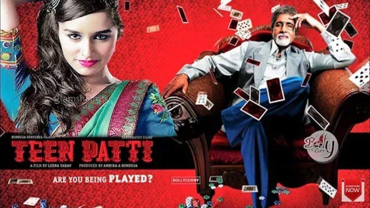 TEEN PATTI | Trailer | Shardha Kapoor | Amithab Bachchan | Official -  YouTube