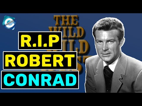 What Happened to Robert Conrad from Wild Wild West?