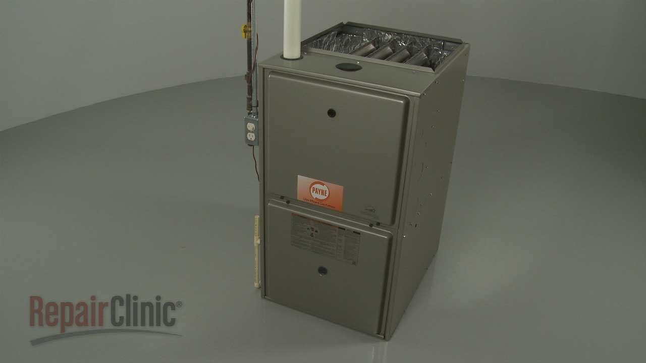 Payne Gas Furnace Disembly (#PG9YAB048080), Repair Help on