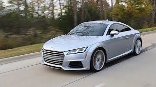 2016 Audi TTS Review! | Better Than The S3?
