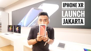 Gambar cover iPhone Xr Launch: Jakarta