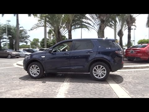 2016 Land Rover Discovery Sport Miami, Aventura, Fort Lauderdale, Broward, Miami Beach, FL NGH630148