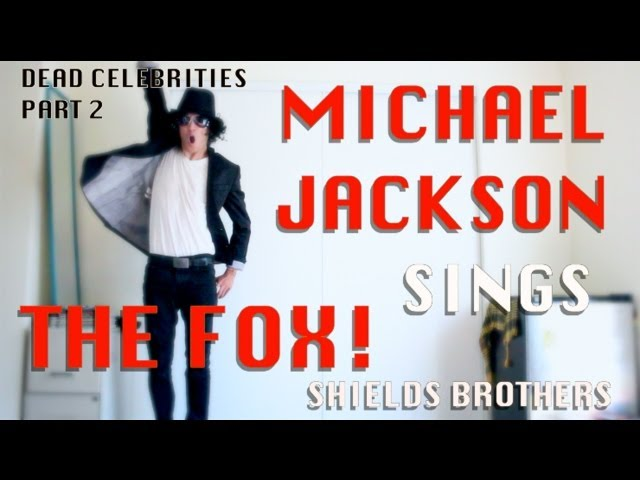 The Fox, Michael Jackson Cover Ylvis PARODY Travel Video