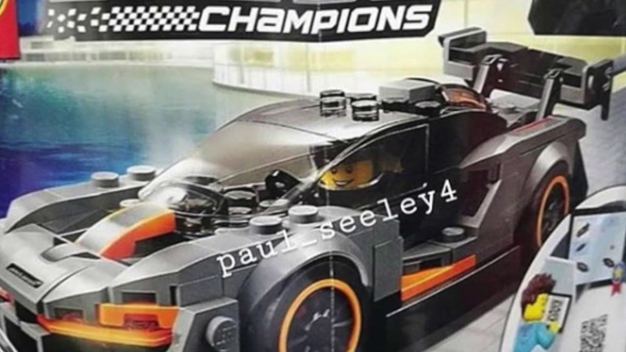new lego speed champions 2019 youtube. Black Bedroom Furniture Sets. Home Design Ideas