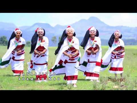 Adem Ahmed - Anaajiyyo **NEW** (2015 Oromo Music)