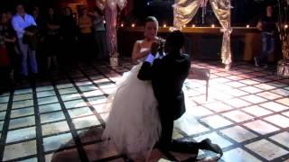 Baile de boda, Natasha y Yoandy/свадебный танец Наташи и Йоанди