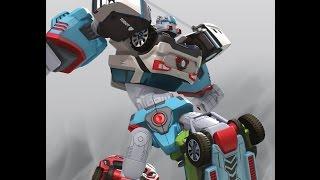 【暴龍的玩具箱】 27 機器戰士 Tobot DELTATRON 또봇