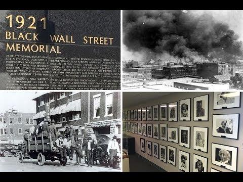 Black Wall Street - May 31, 1928  Tulsa Oklahoma