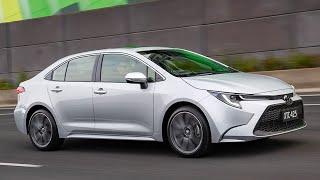2020 Toyota Corolla ZR sedan