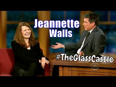 "Jeannette Walls - The Author Of ""The Glass Castle"" - Only Appearance"