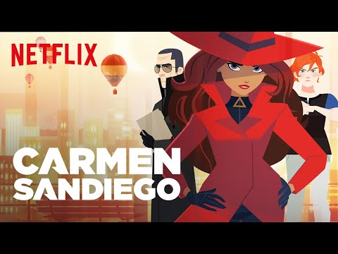 Carmen Sandiego Season 4 Trailer | Netflix Futures