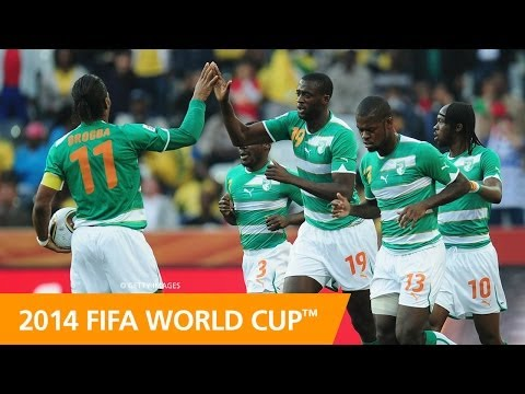 World Cup Team Profile: CÔTE D'IVOIRE