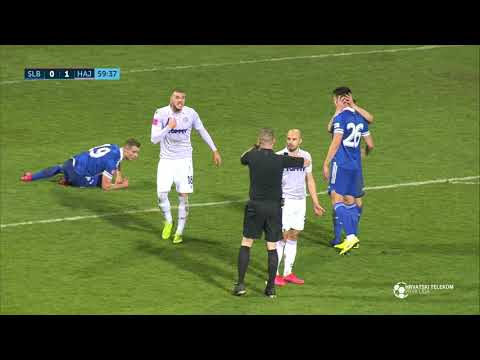 Slaven Belupo Hajduk Split Goals And Highlights
