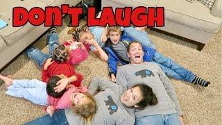 DON'T LAUGH GAME | BREAKFAST FOR DINNER