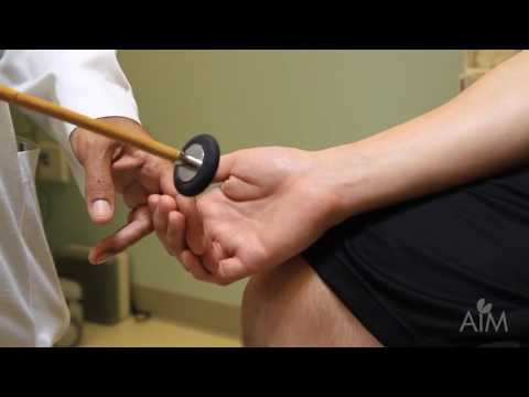 Medical ASMR I Deep Tendon Reflexes Examination