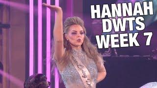 Prom Queen Frankenstein Realness - Hannah and DWTS Week 7 (Halloween Week)