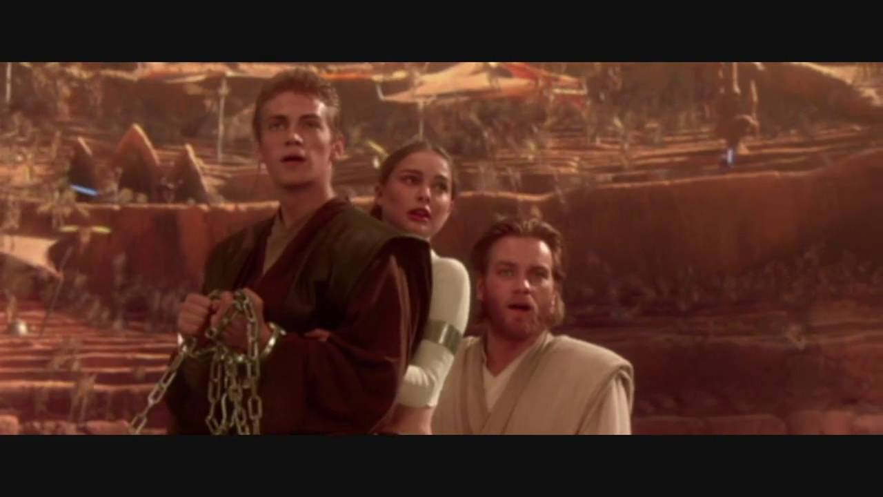 Star Wars Across The Stars John Williams Youtube