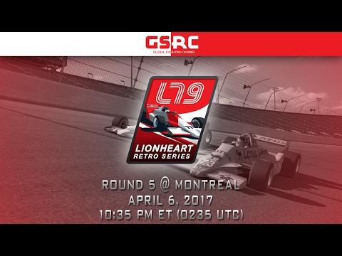 Lionheart Retro Series - 2017 Round 5 - Montreal
