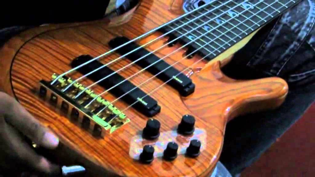 Gutto bass realizando sonho yamaha trb jp1 youtube for Yamaha hs5 no bass