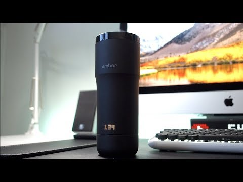 Ember Mug Review + Giveaway