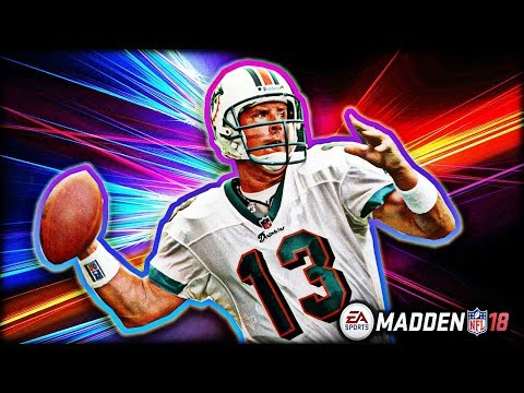 DAN MARINO HAS A CANNON! DOWN TO ONE PLAY! | God Squad #8 | Madden 18 Ultimate Team Gameplay