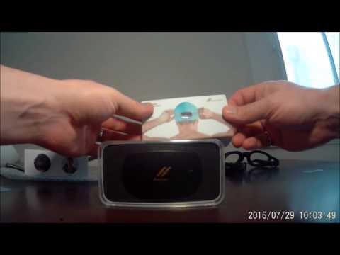 BEKER WATERPROOF SWIMMING HEADSET BONE CONDUCTION TECHNOLOGY MP3 PLAYER