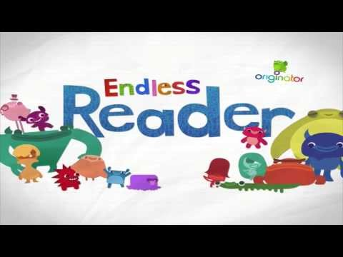 ♡ Endless Reader - iPad/iPhone Educational Game for Kids ♡