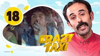 Crazy Taxi HD  | 😂😂 كريزى تاكسي الحلقة الثامنة عشر | السواق في التوهان
