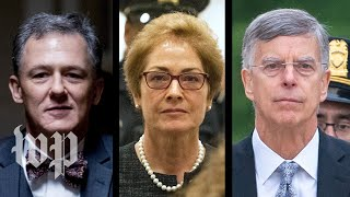 Impeachment hearings: Who testifies this week and why it matters