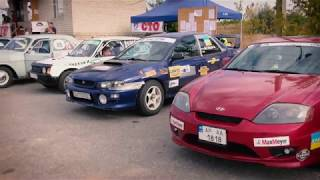 Как раллисты за кубки соревновались на «1st Auto Grad Rallye»