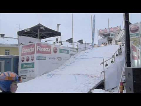 Skijumping in Helsinki - 9 meters
