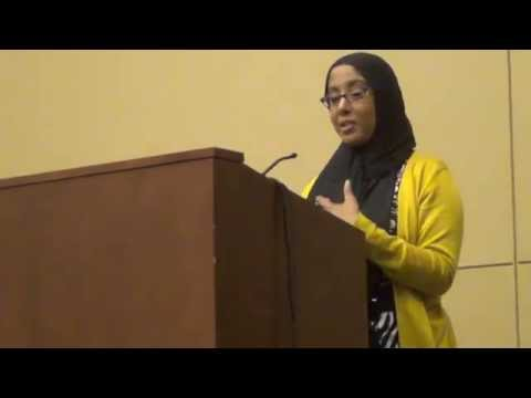 IAW 2014: Female Scholarship in Islam with HInd Makki