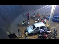 real death scene /real accident in (maut kuwa)