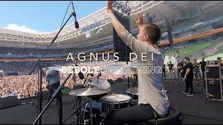 Agnus Dei - (Live at The Send Brasil) Drum Cam ⚡️