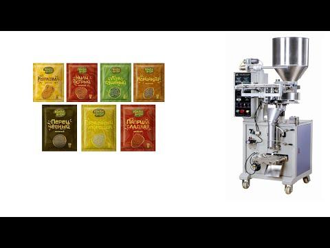 Фасовочно-упаковочное оборудование: автомат для фасовки пылящих продуктов