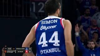 01.14.2020 / Anadolu Efes - AX Armani Exchange Milan / Krunoslav Simon