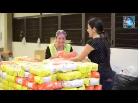 Testigos de Jehová después del Huracán IRMA   Puerto Rico