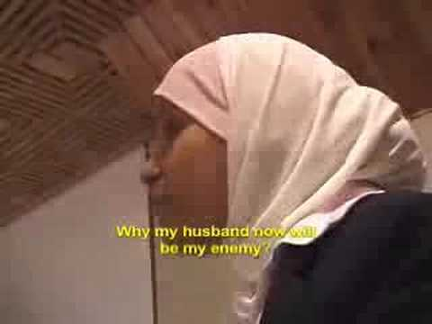 Iraqi Woman Tells Truth About Iraq War