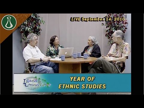 Island Connections - Year of Ethnic Studies