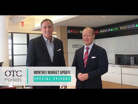 OTCQX & OTCQB - April 2018 Market Update