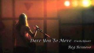 Switchfoot - Dare You To Move Acoustic cover
