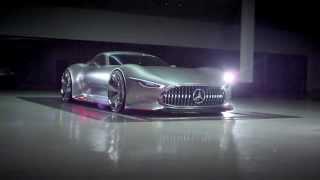 Mercedes-Benz AMG Vision Gran Turismo Concept 2013 Videos