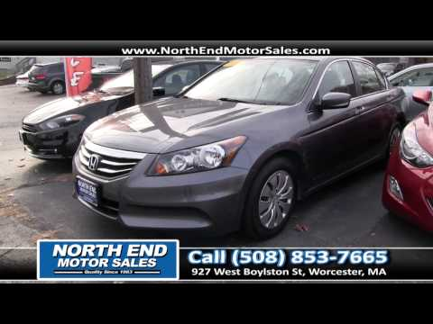 North End Motor Sales November 15 2014 Worcester Auto