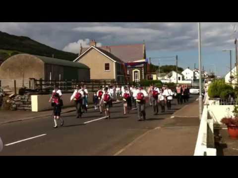 Ballintoy accordion band