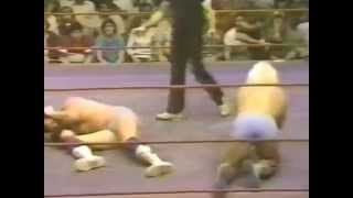 David Von Erich vs Ric Flair