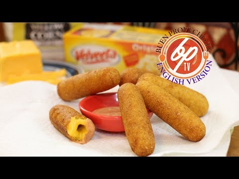 How To Make Sorullitos Puerto Rican Cornmeal Fritters Stuffed With Cheese
