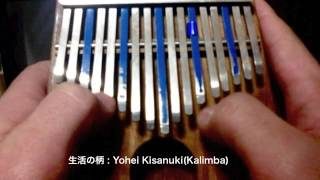 ヒュートレイシーのカリンバで高田渡氏の「生活の柄」を演奏しました。 ...