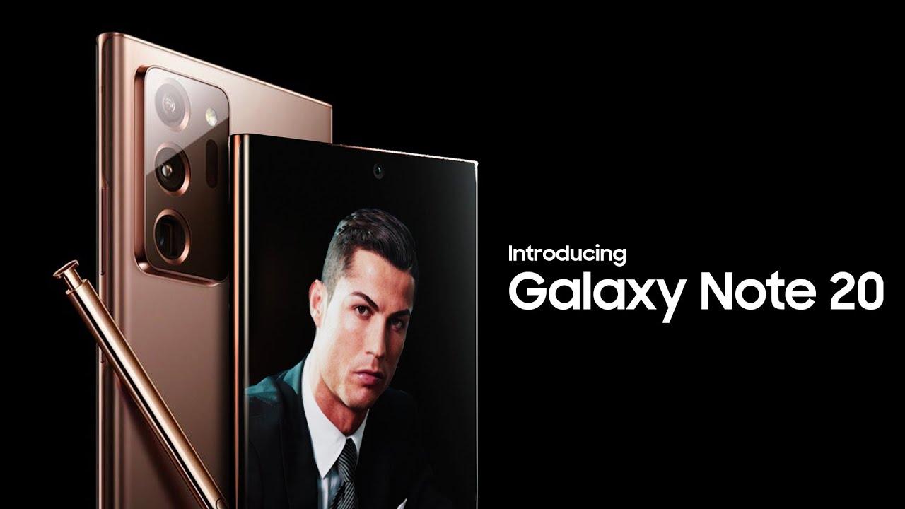 Galaxy Note 20 : Trailer