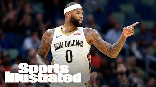 Pelicans' Playoff Success Is Good For Everyone Except DeMarcus Cousins | SI NOW | Sports Illustrated