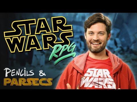 Star Wars RPG – Pencils & Parsecs: Episode XXV with Joe Starr!